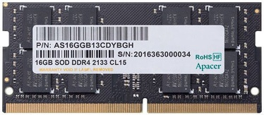 Apacer 16GB 2133MHz DDR4 SO-DIMM CL15 AS16GGB13CDYBGH