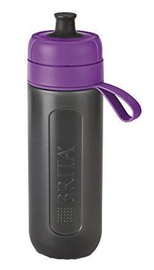 Brita Fill & Go Active Bottle Grey/Purple 600ml
