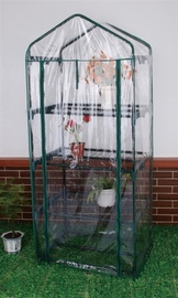 SN 200107S Greenhouse With 4 Shelves 69x49x155cm