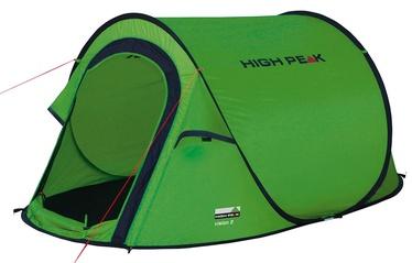 Palapinė High Peak Vision 2 Green 10108