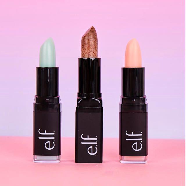 Бальзам для губ E.l.f. Cosmetics Lip Exfoliator Sweet Cherry