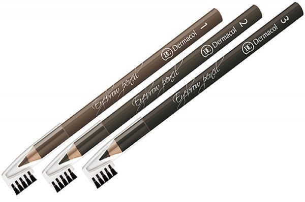 Dermacol Eyebrow Pencil 1.6g 03