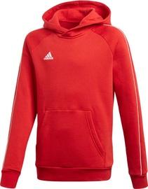 Adidas Core 18 Hoodie JR CV3431 Red 140cm