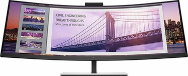 "Monitorius HP S430c, 43.4"", 5 ms"