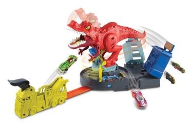 Žaislinė trasa Hot wheels dinozauro nasrai gfh88
