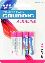 Grundig Alkaline AAA
