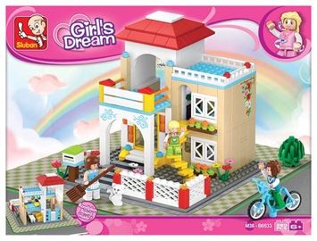Konstruktorius Sluban Girl's Dream, Namas