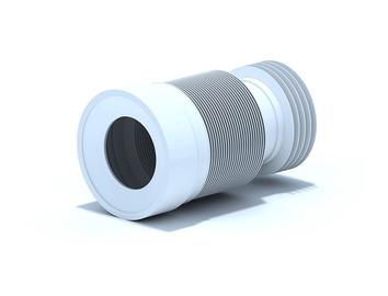 Unitazo mova Ani Plast K828, Ø 110/134 mm
