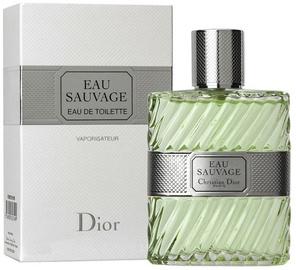 Tualetes ūdens Christian Dior Eau Sauvage 50ml EDT