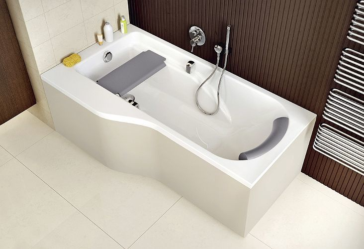 KOLO Comfort Plus Bath with Legs 150x75