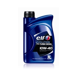 Elf Evolution 700 Turbo Diesel 10W/40 Engine Oil 1l