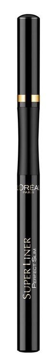 L´Oreal Paris Super Liner Perfect Slim Eyeliner 6ml Intense Black