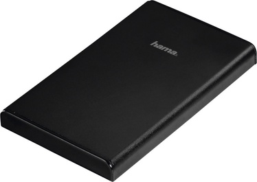"Hama SATA USB 2.0 HDD Enclosure 2.5"" Black"