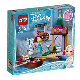 Конструктор LEGO Disney Princess Elsa's Market Adventure 41155