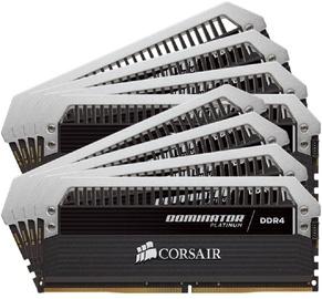 Corsair Dominator Platinum 128GB 3200MHz CL16 DDR4 KIT OF 8 CMD128GX4M8B3200C16