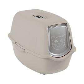 Rotho Cat Toilet 56x39x40cm Beige