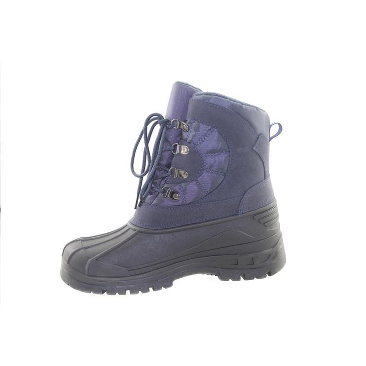 SN Men's Snow Boots Blue Black 45