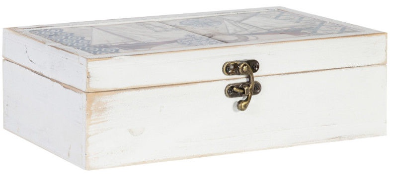 Home4you Marine-1 Wooden Box