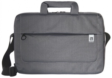 "Tucano Loop Large Slim Notebook Bag 15.6"" Grey"