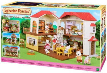 Žaislinė figūrėlė Epoch Sylvanian Families Red Roof Country Home 5302