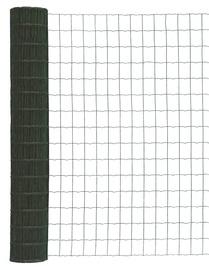 Suvirintas žalias tinklas 2.1 x 100 x 100 x 1000 mm, 25m