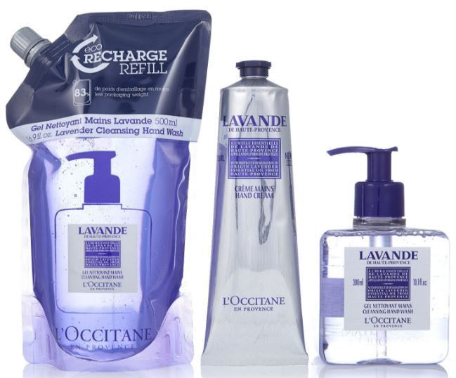 L´Occitane Lavender Hand Wash 300ml