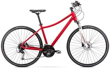 """Велосипед Romet Orkan 6D 2128313, красный, 20"""", 28″"""