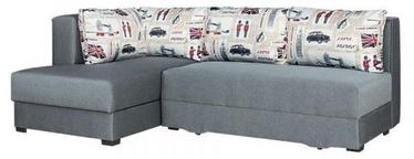 Bodzio Corner Sofa Judyta Left Grey/London 1