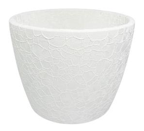 Вазон SN Ceramic Pot Lizard ZT7200 Ø14cm White