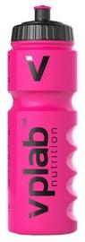 VPlab Drinking Bottle Gripper 750ml Rose