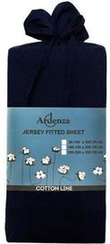 Palags Ardenza Jersey Deep Blue, 90x200 cm, ar gumiju