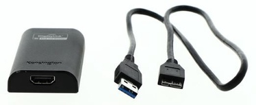 Kensington Adapter USB to HDMI Black