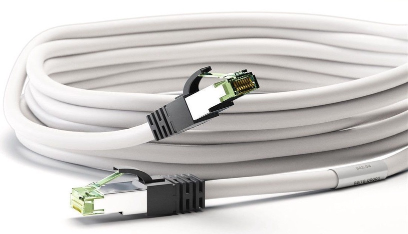 Goobay CAT 8.1 S/FTP PiMF Patch Cable 15m White