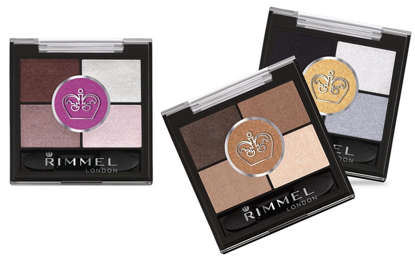 Rimmel London Glam Eyes HD 5 Colour Eyeshadow 3.8g 21