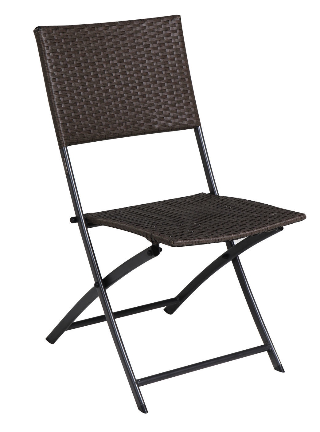 Cheap Outdoor Folding Chairs.Home4you Nico Foldable Garden Chair Brown