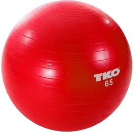 TKO Fitness Ball 65cm Red