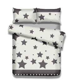 Gultas veļas komplekts AmeliaHome Averi Starlight, daudzkrāsains, 155x220/80x80 cm