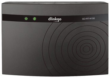D-Link Wireless N150 Easy Router GO-RT-N150