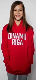 Dinamo Rīga Children Hooded Sweater Red 140cm