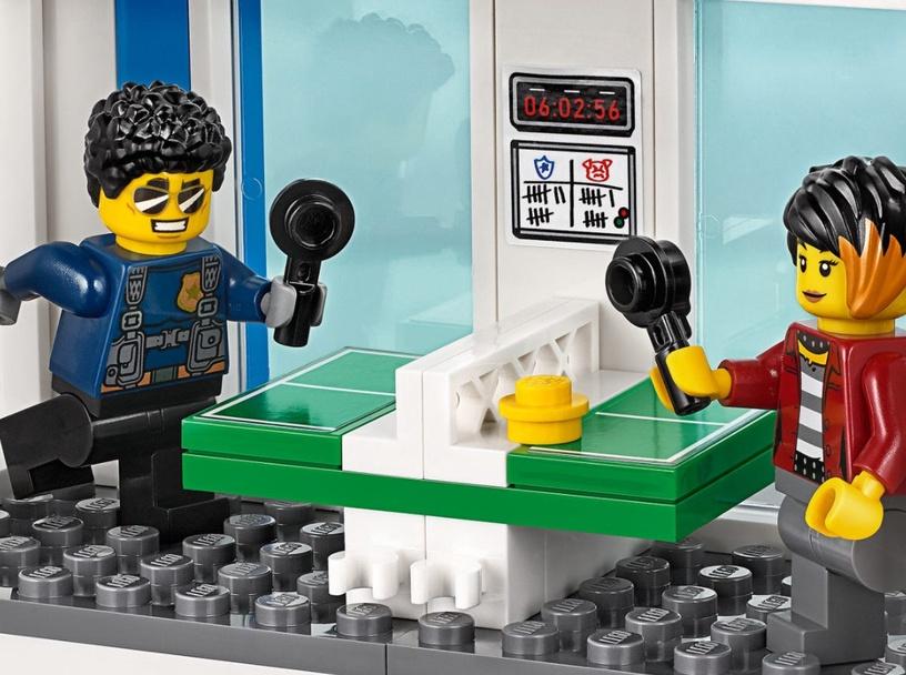 Konstruktorius LEGO City Police Station 60246