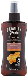 Hawaiian Tropic Protective Dry Oil Spray SPF8 200ml