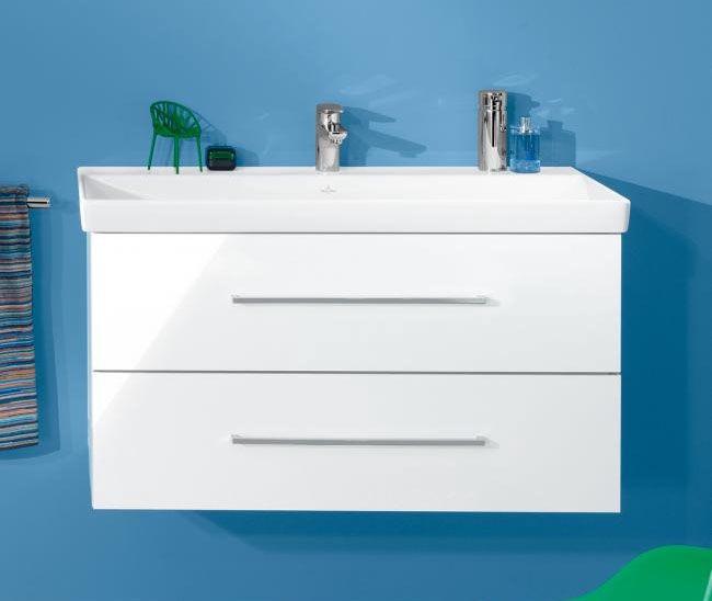 Villeroy & Boch Avento 800x470mm Washbasin White