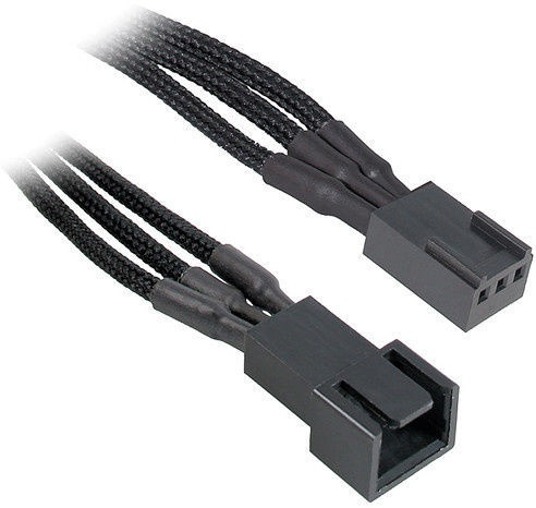 BitFenix Alchemy BFA-MSC-3F Fan Extensions Cable 60cm Black
