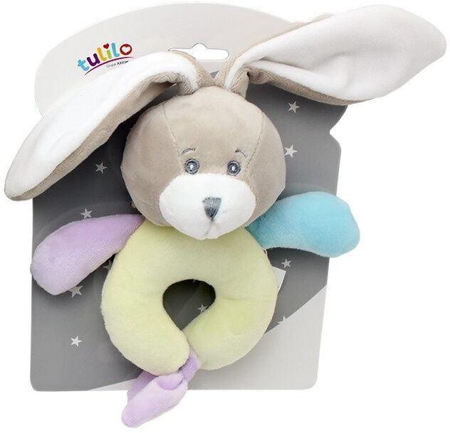 Axiom New Baby Rattle Bunny 15cm