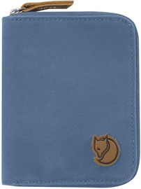 Fjall Raven Zip Wallet Light Blue