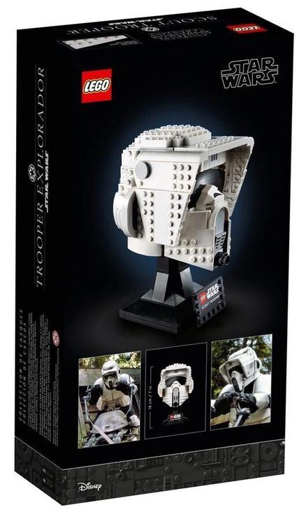 Конструктор LEGO Star Wars Scout Trooper Helmet 75305, 471 шт.