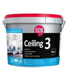 Dažai Vivacolor Ceiling 3 AP 2,7l