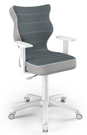 Детский стул Entelo Duo CR06, синий/белый, 400 мм x 1000 мм