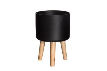 Кронштейн вазона 603291, черный