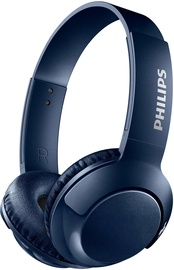 f90e9f27eb3 Philips SHB3075BL/00 Bluetooth Headphones Blue